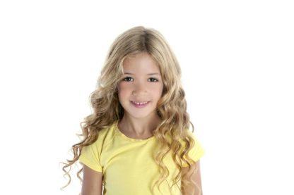 Productos naturales para cuidar el cabello de tu niña
